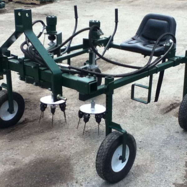 Willsie 1 Row Hydraweeder