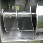 "10' Long 24"" Diameter Stainless Steel Auger"