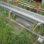 "12"" x 15' Stainless Steel Vibrating Conveyor"