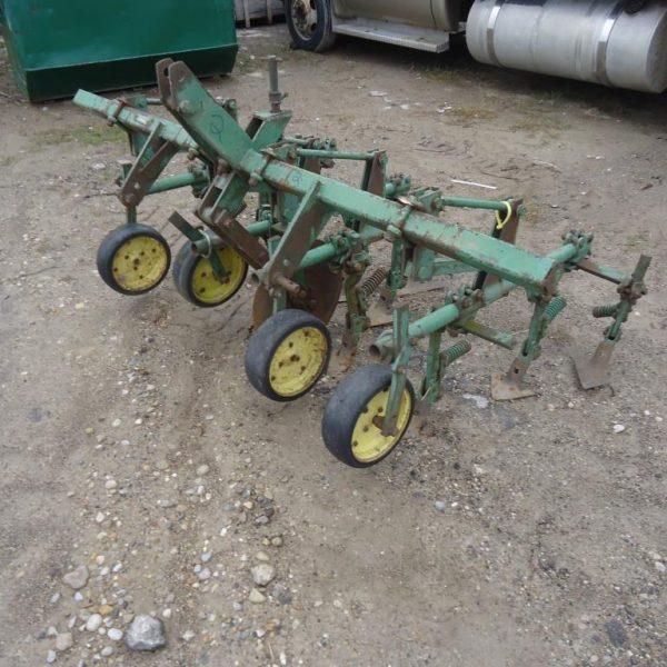 2 Row John Deere Cultivator