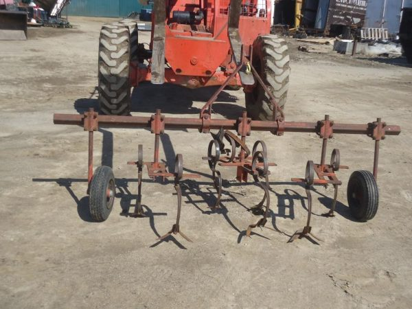 2 Row Cultivator