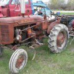 2WD Farmall Super A Gas Tractor
