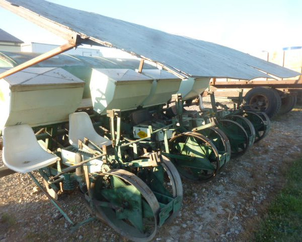 4 Row Powell Transplanter