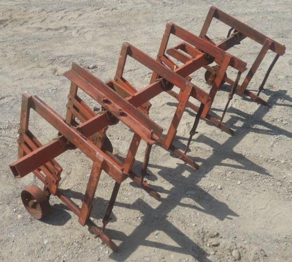 4 Row Cultivator