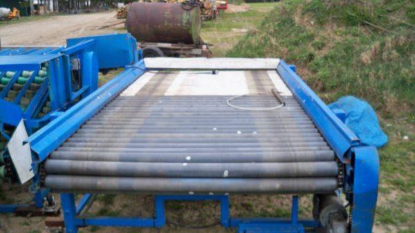 6x10' Roller Conveyor
