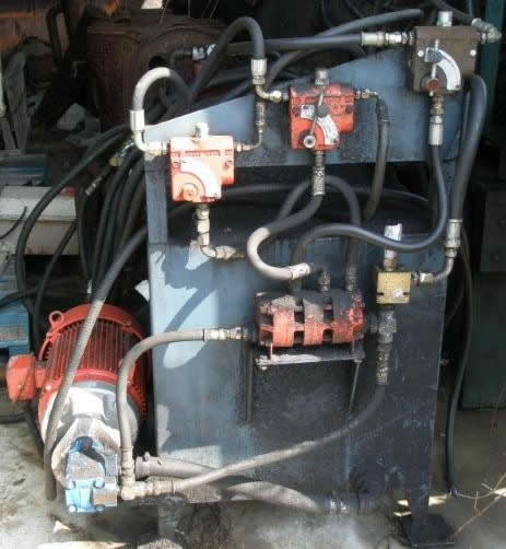 7.5HP Hydraulic Power Pack