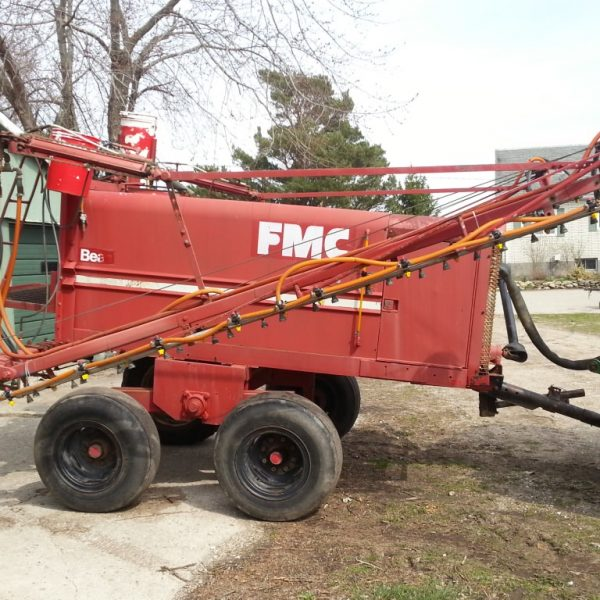 FMC Sprayer