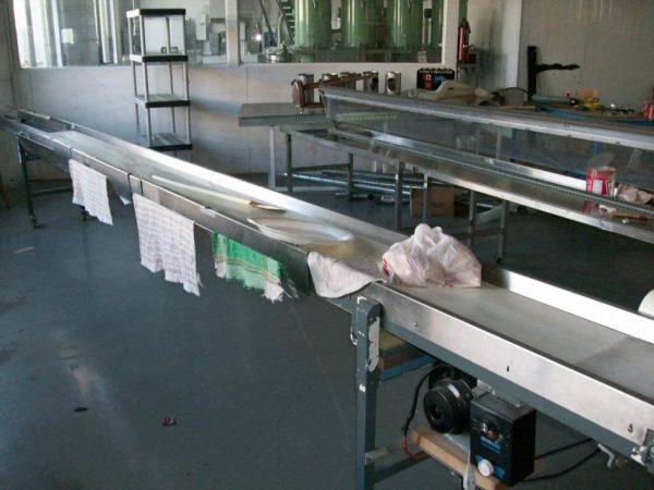 Garlic Peeling Line capacity 700lbs/hr