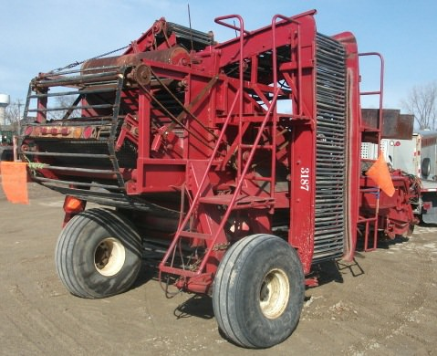 Hill 3187 Potato Harvester