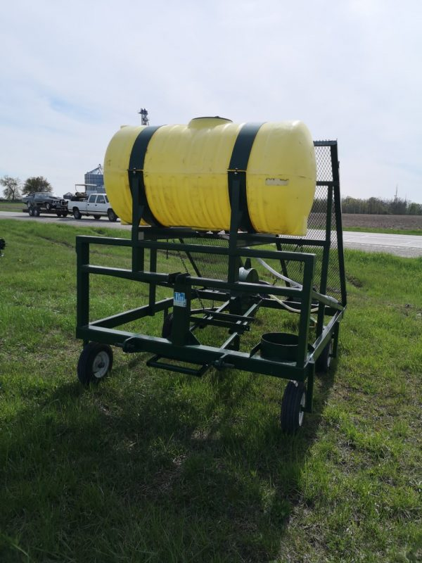 Kenco Waterwheel Transplanter