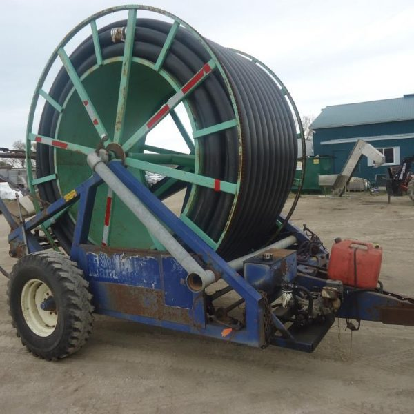 Manurigator Irrigation Reel