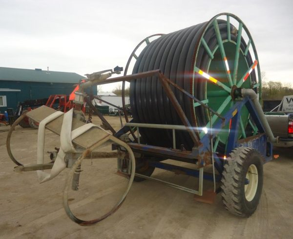 Manurigator Irrigation Reel\