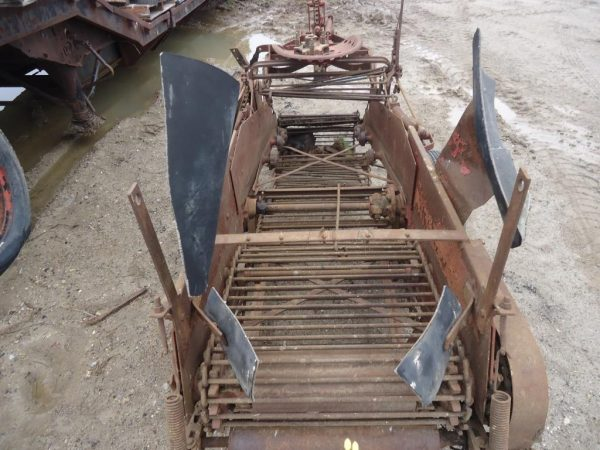 """McCormick 25"""" Harvester with Sorting Table and Box Bagger"""