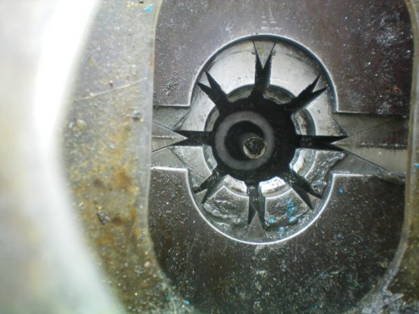 Parker Hydraulic Hose Crimper