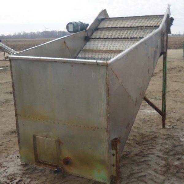 Stainless Steel Dip Tank
