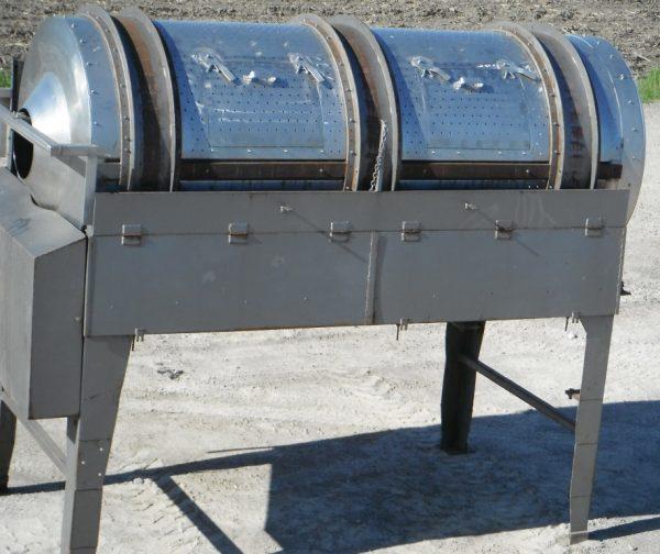Stainless Steel Drum Washer