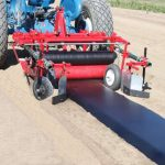 Model 92B by MTC Mulch Layer and Bed Shaper