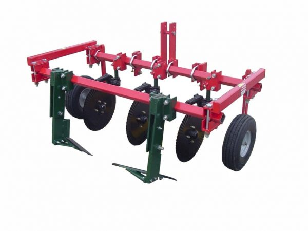 Mulch Lifter Model 98 by MTC