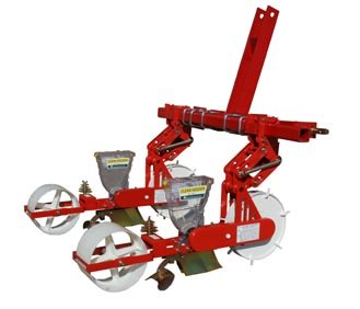 JPH Double Row Seeder