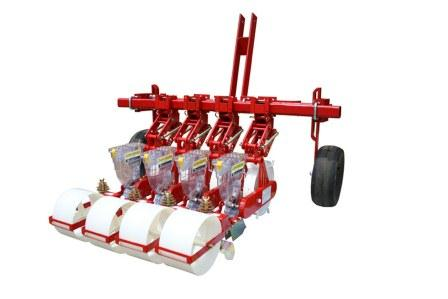 JPH-4 Row Jang Seeder