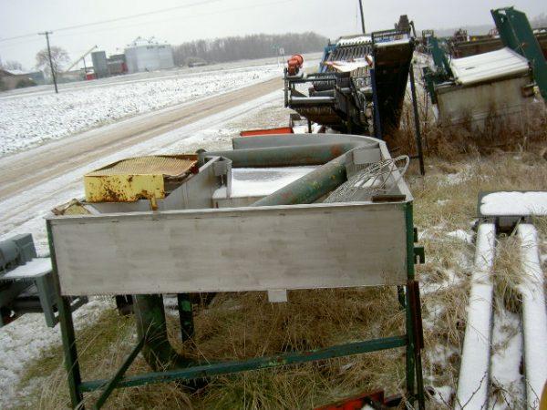 water dumper - winter